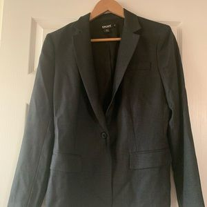 DKNY wool blazer